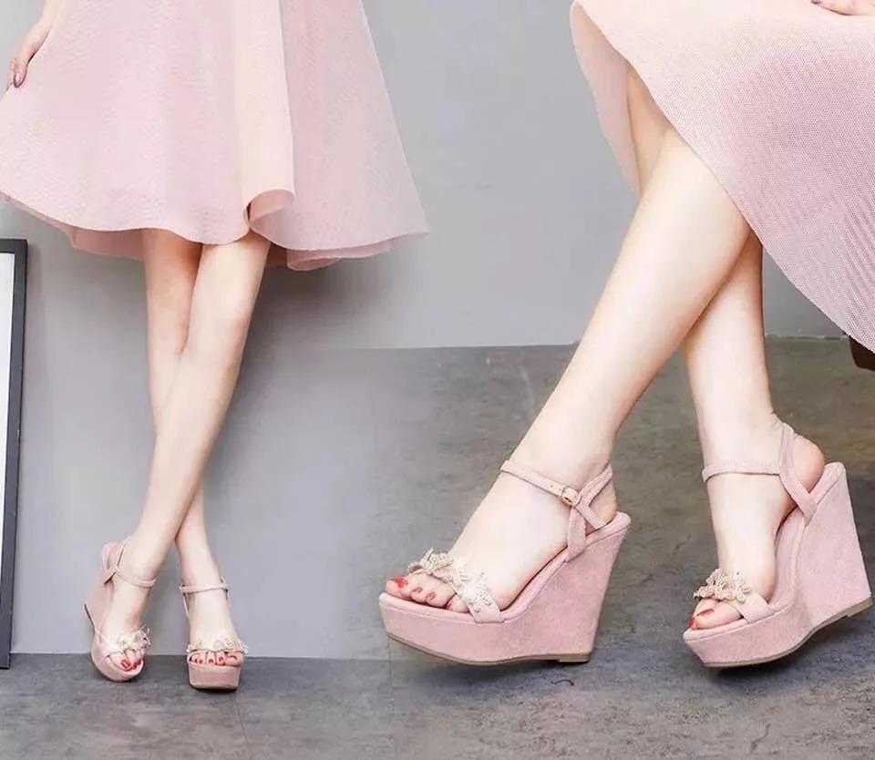 Giày cao gót đế xuồng