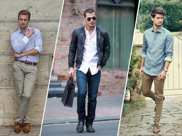 Giày tây nam - Khẳng định một phong cách